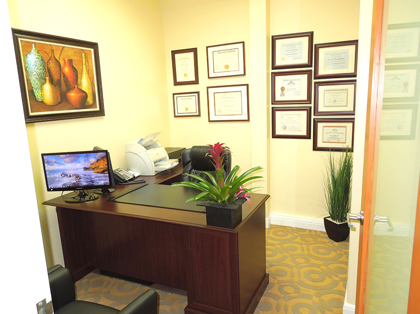 Dental practice Pasadena