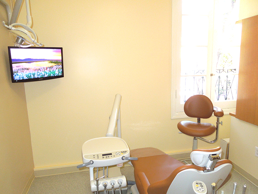 dental modern equipment